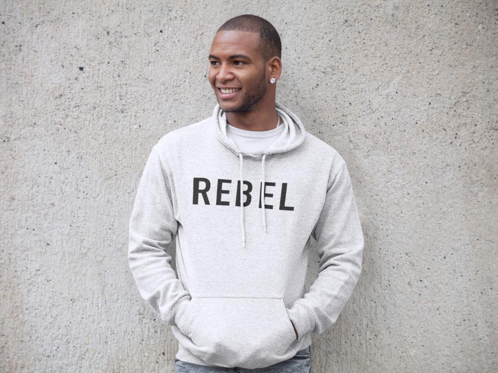 New Lifestyle Hoodie - REBEL