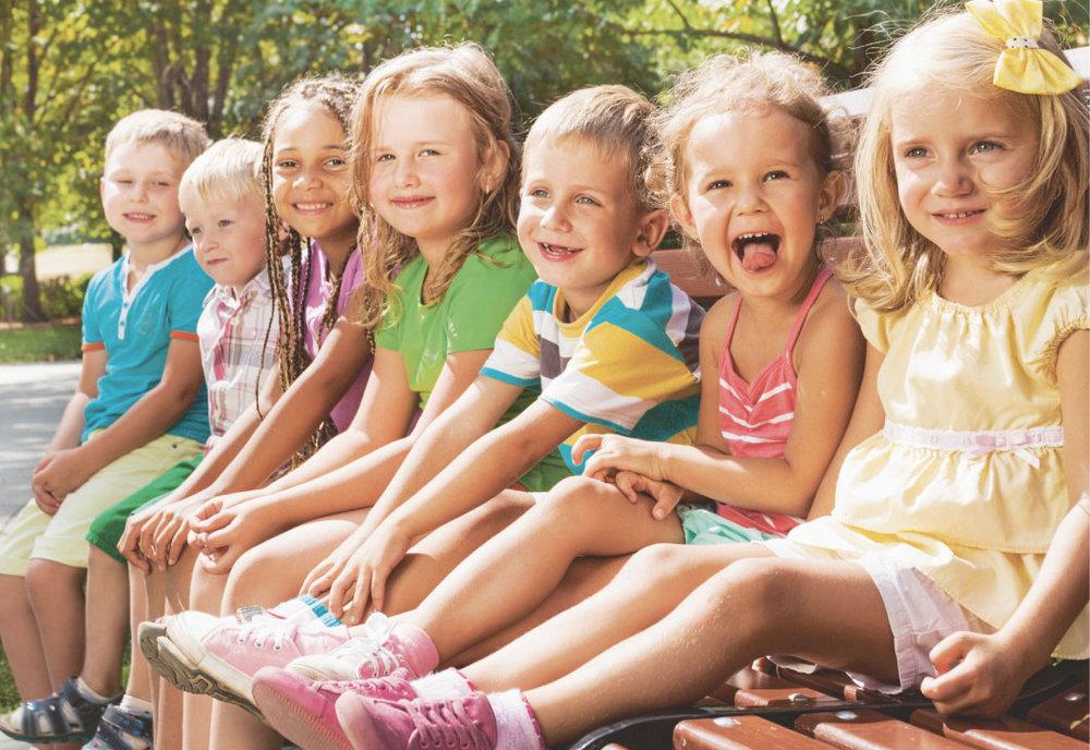 Доверьте присмотр за ребёнком летнему садику