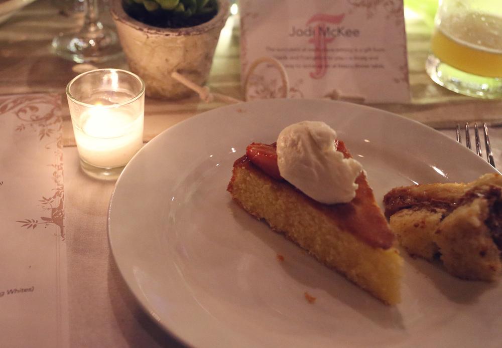 Giada's Almond Cake