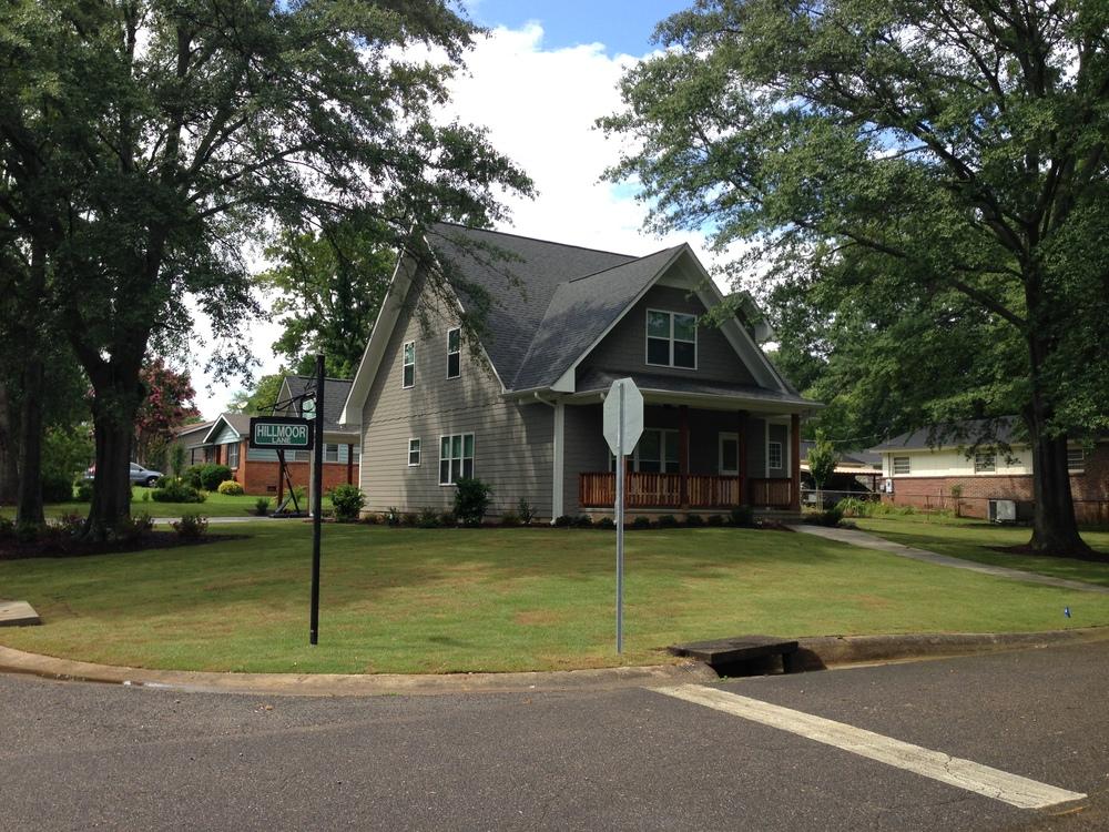 Homewood Custom Home
