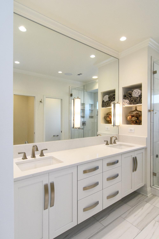 Liberty Park Master Bathroom Renovation