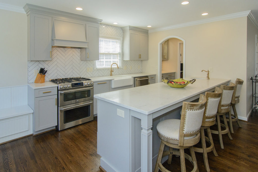 Which Countertop Material Best Fits Your New Kitchen Elm Construction Llc
