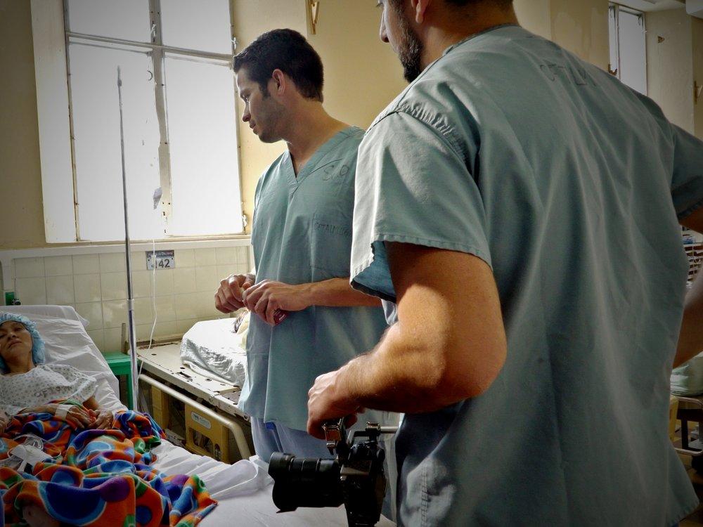 Medical Brigade - Honduras