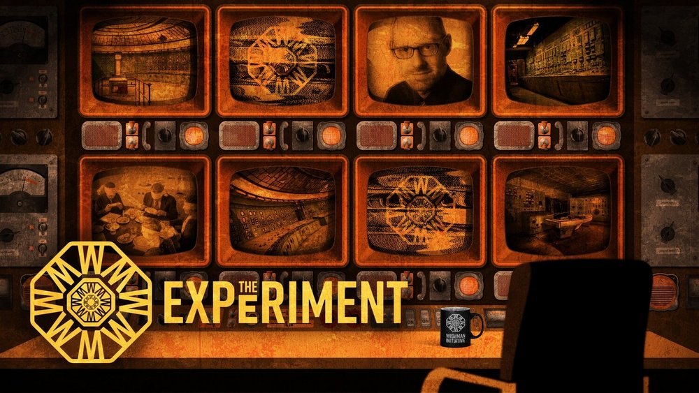 the experiment - AVAILABLE AT NEW TOWN:The Wiseman Initiative introduce