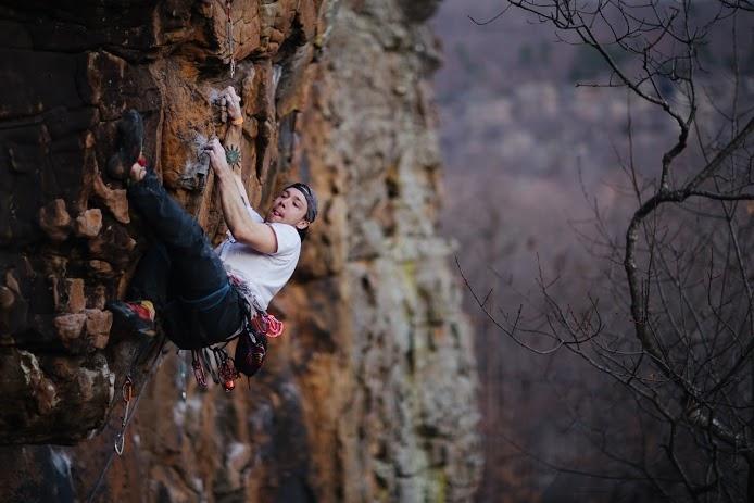 George Bieker rock climbing.jpg