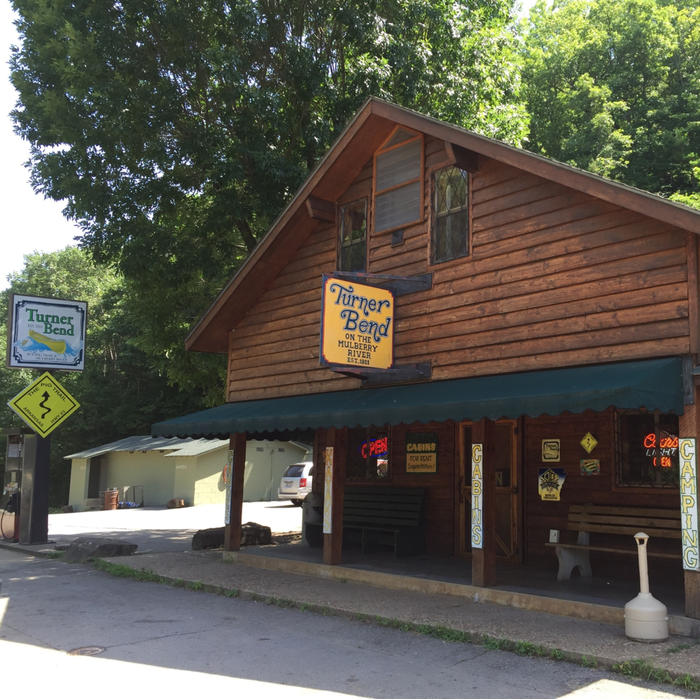 Turner Bend store is one of Arkansas' best spots for outfitting your float trip.