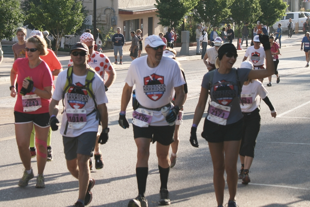 After nearly three decades, nearly 800 Arkansans have completed the Pikes Peak Marathon and Ascent.