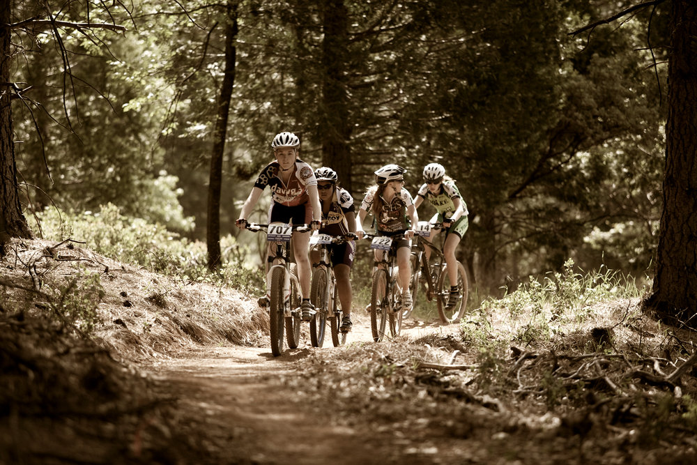 Arkansas teens have a new opportunity to learn about mountain biking as part of National Interscholastic Cycling Association.