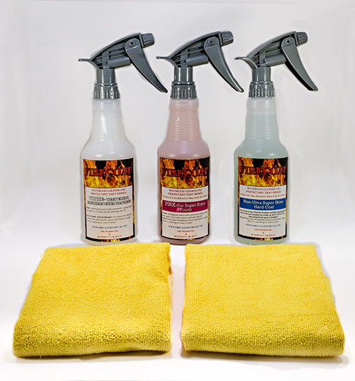 Click to see our cleaning products