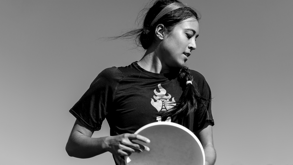 Hana Kawai is a captain for  Seattle Riot , an elite level Seattle women's club team. Photo:  Tino Tran