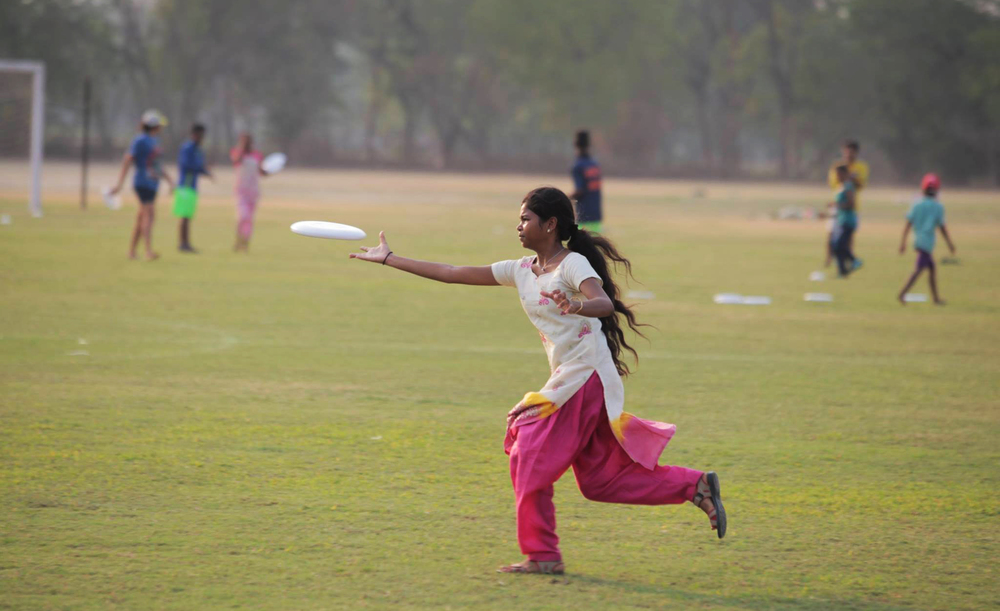 In the pursuit of equity in India, Bridging the Gaps organizes youth sport/art camps that bring together young people from different regions, backgrounds and castes in India. Read more!
