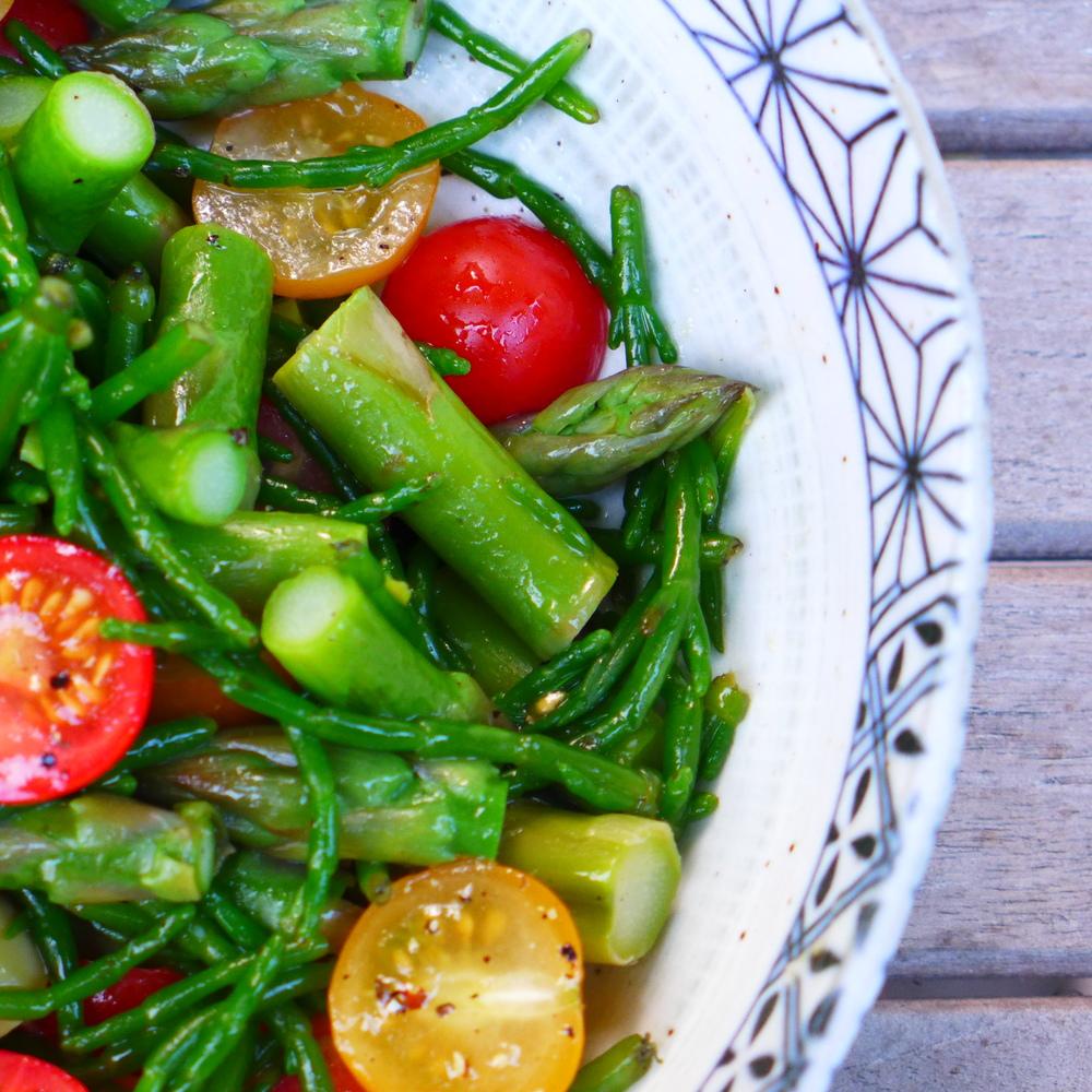 samphire salad