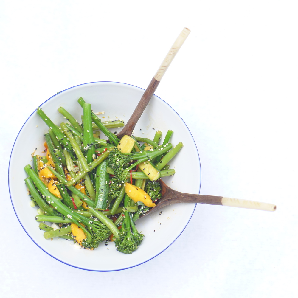 yuzu salad dressing
