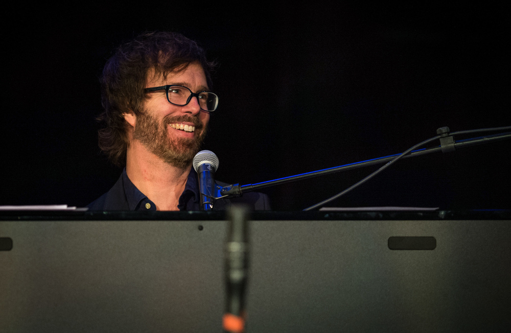 Ben Folds with yMusic at Louisville Palace 2015-1.jpg