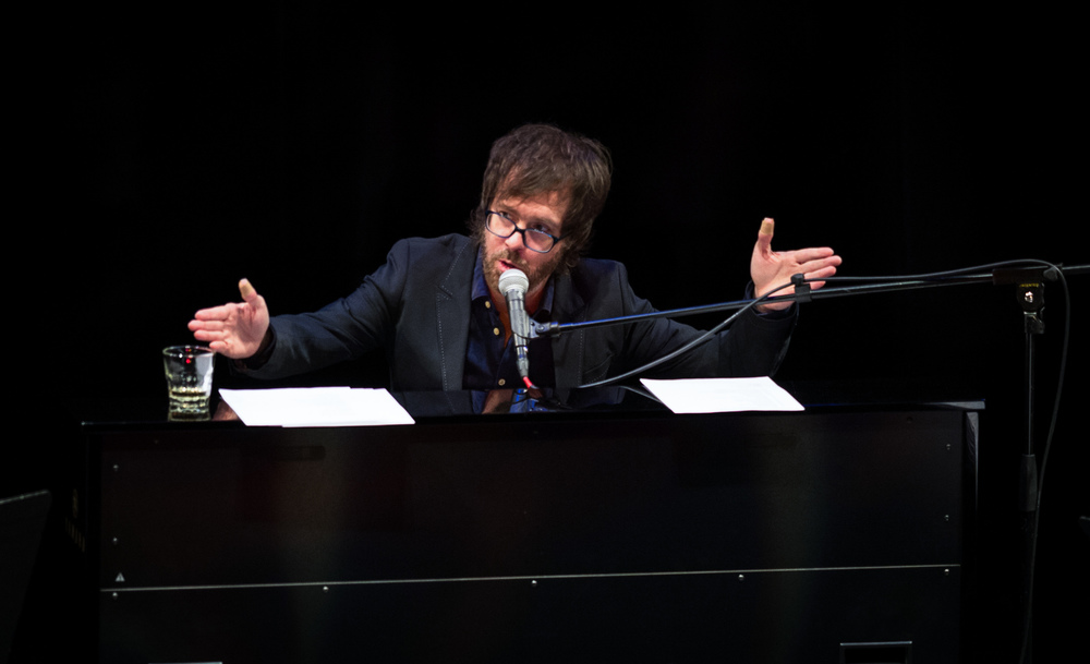 Ben Folds with yMusic at Louisville Palace 2015-7.jpg