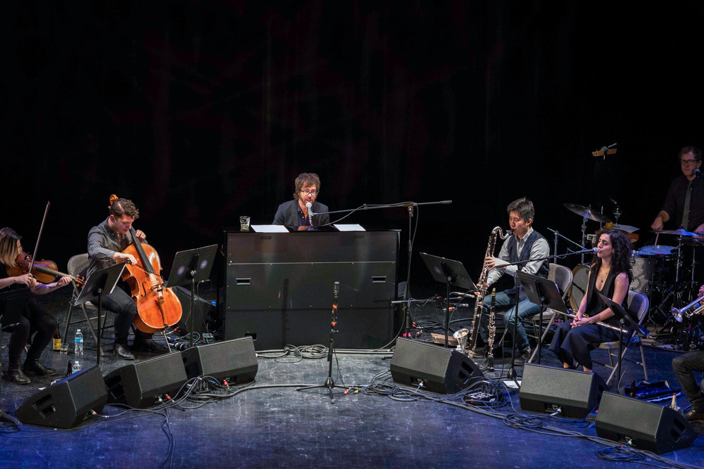 Ben Folds with yMusic at Louisville Palace 2015-8.jpg