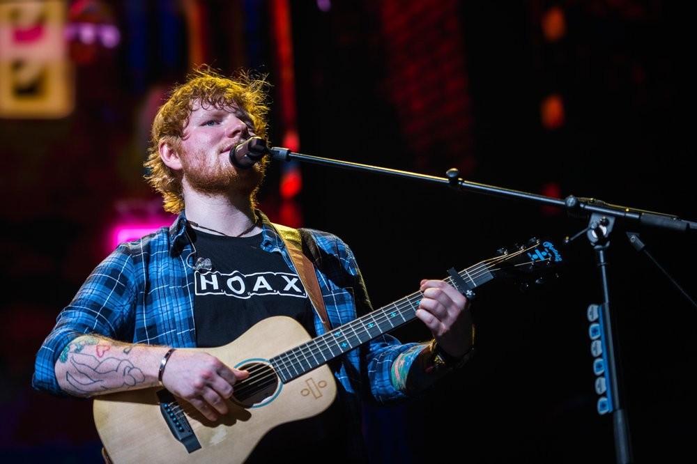 Ed Sheeran James Blunt KFC Yum! Center Sept 7 2017-21.jpg