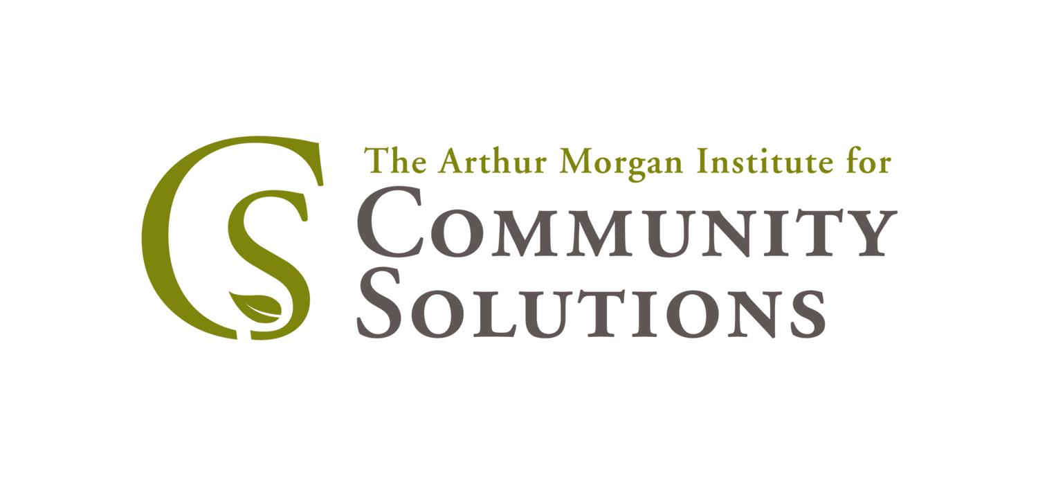 The Arthur Morgan Institute for Community Solutions