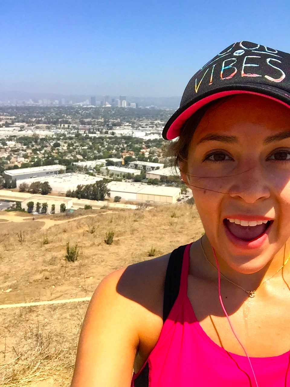 Conquered the Culver City Stairs