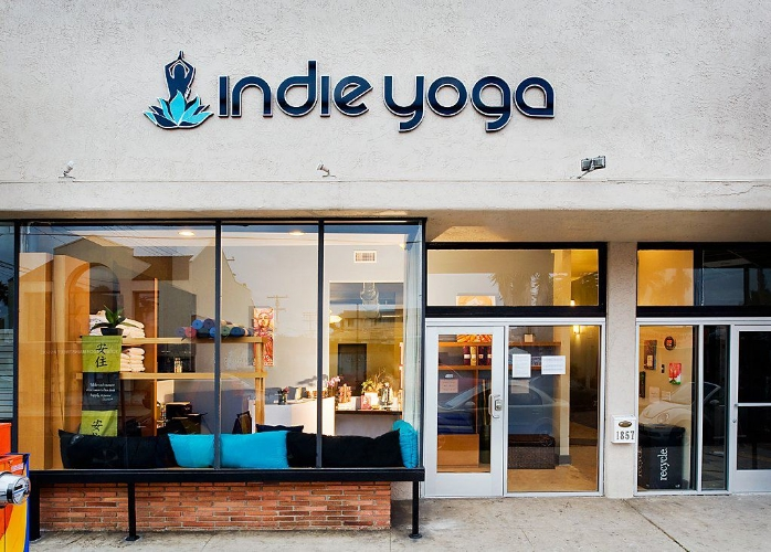 Photo Courtesy of Indie Yoga