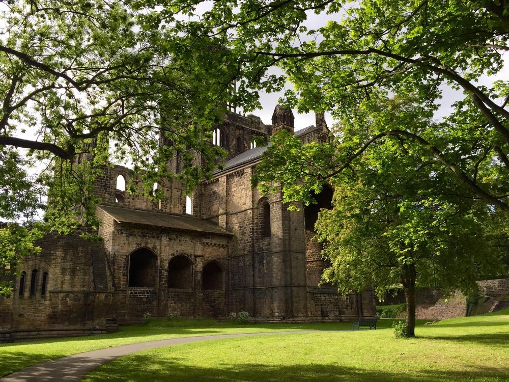 Kirkstall Abbey Monastery