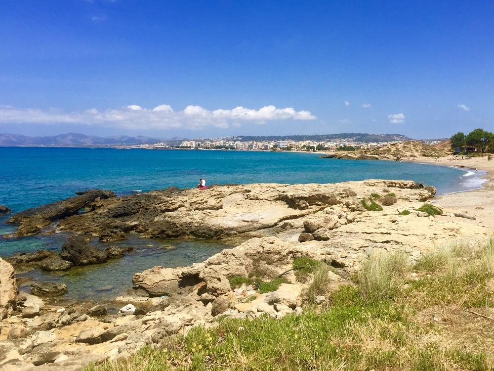 Xaviá beach