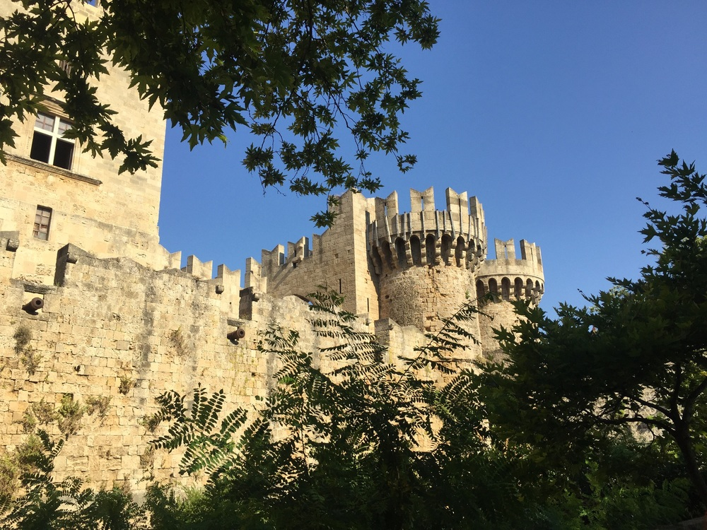 Palace of the grand master of the nights of Rhodes