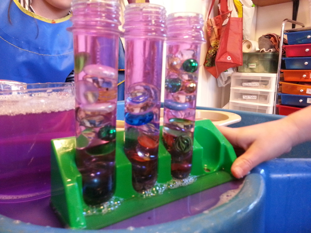 Water Table Potions