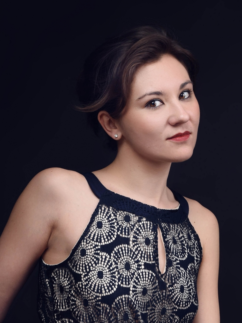Composer Nina Young