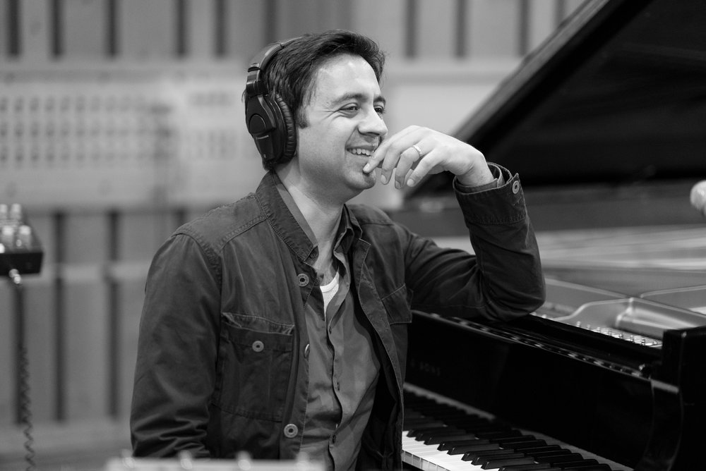 Vijay Iyer by Lynne Harty