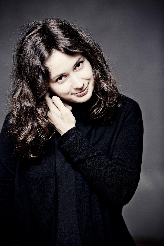 Patricia Kopatchinskaja by Marco Borggreve