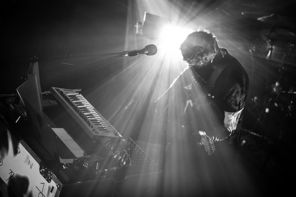 Bon Iver by Andrew Blackstein