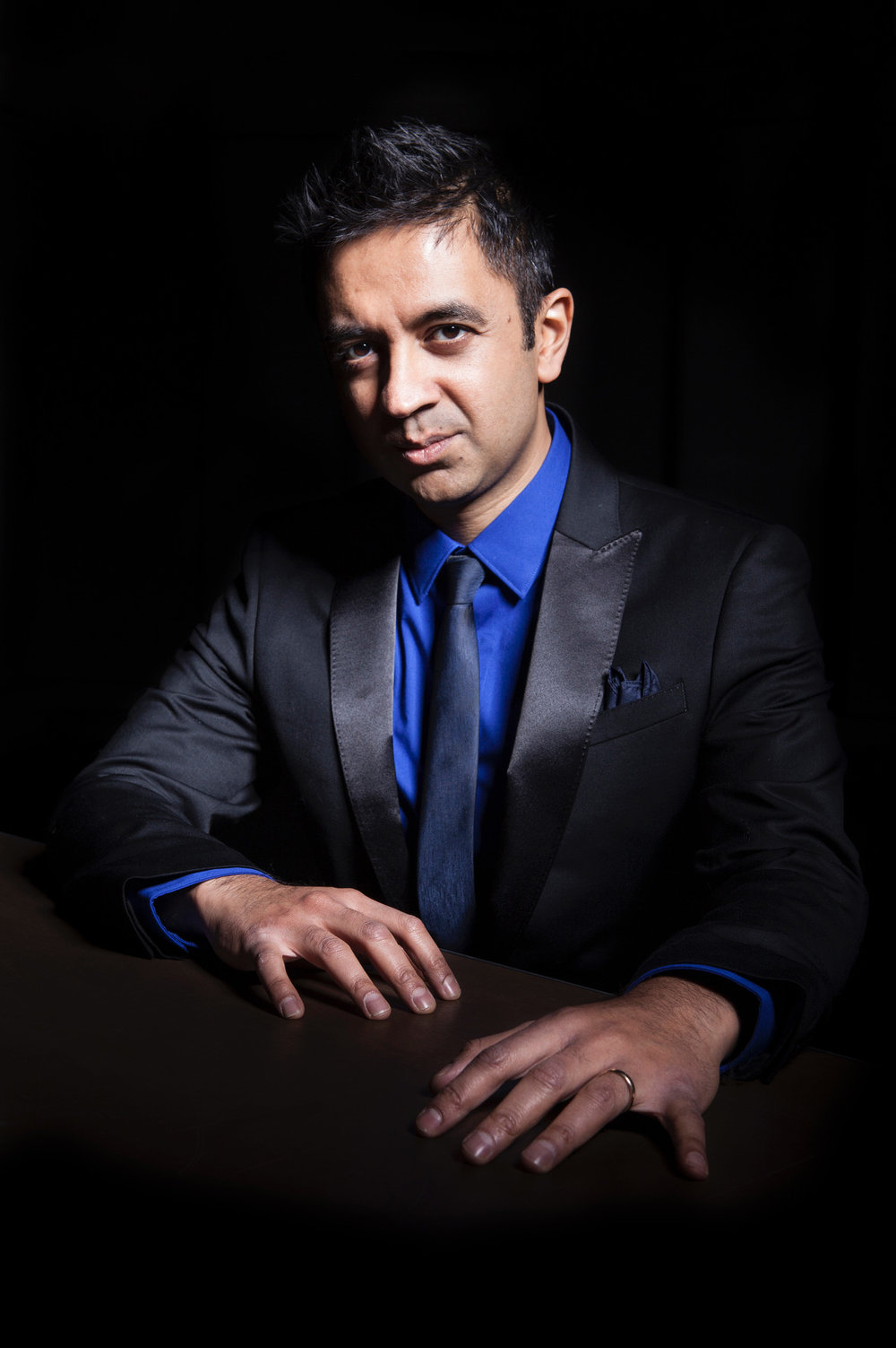 Vijay Iyer by Barbara Rigon