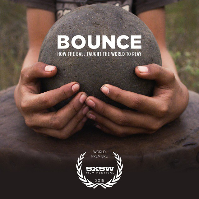 Bounce is going to world-premiere at #SXSWfilm! Dates TBA.
