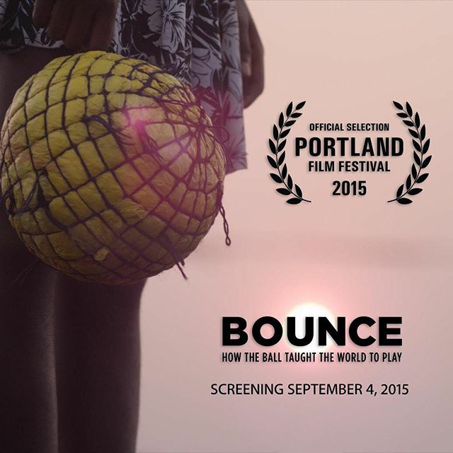 Bounce at Portland (OR) Film Festival on Friday!
