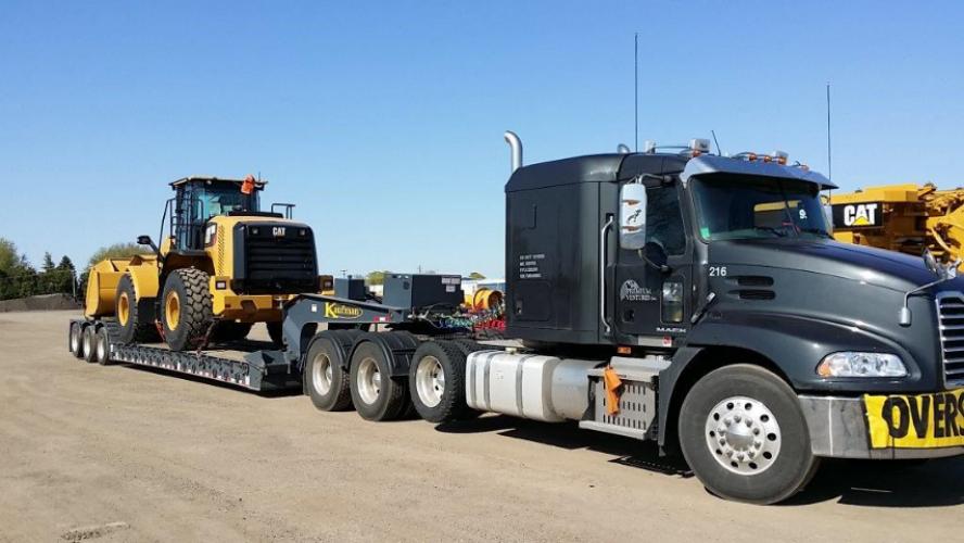 Long-haul-trucking