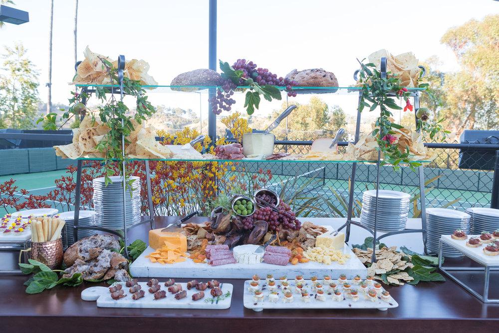 celebrity italian feast