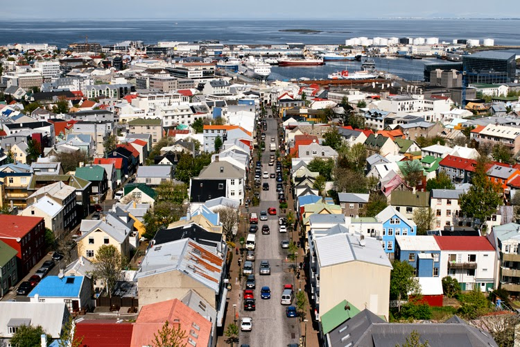 Five days in super tiny Reykjavik makes the city start to feel like home. I  actually can not believe how many times I saw the same stranger twice.