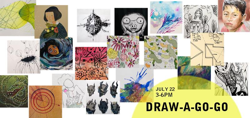 Draw-a-go-go