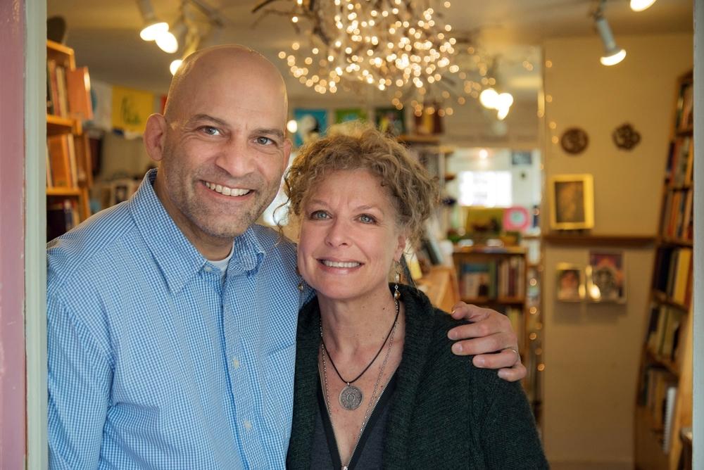 Jeff & Audrey of Mirabai