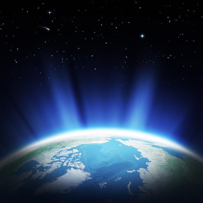 Earth Shining
