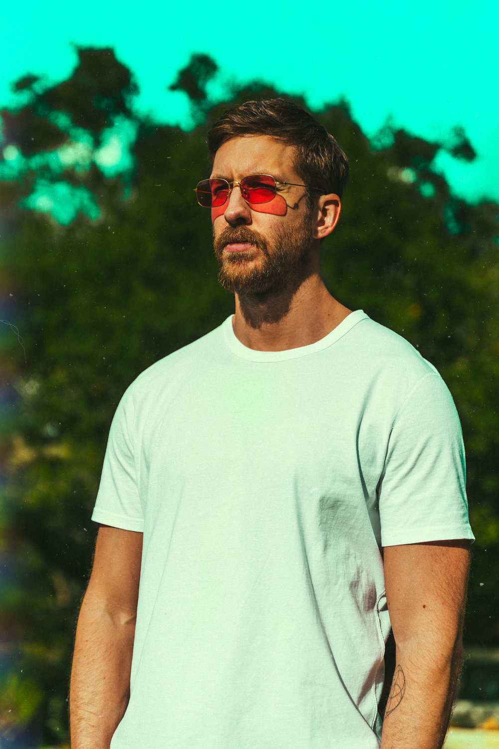 Calvin Harris // Los Angeles
