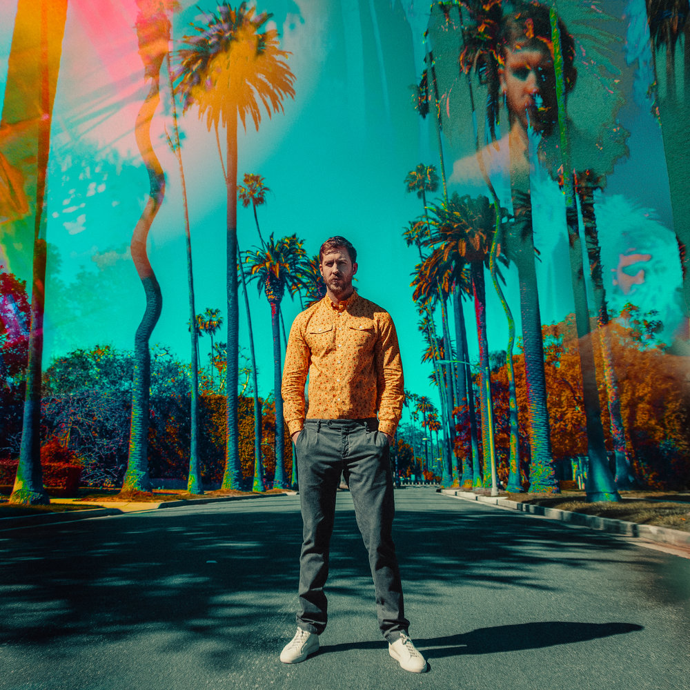 Calvin Harris // Beverly Hills