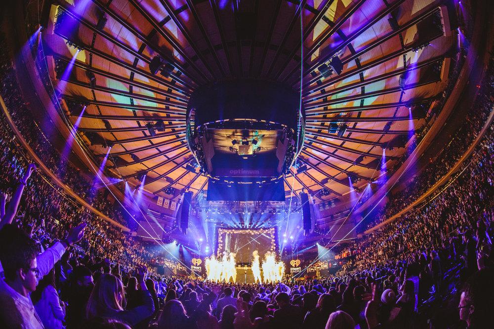 Calvin Harris // Madison Square Garden NYC