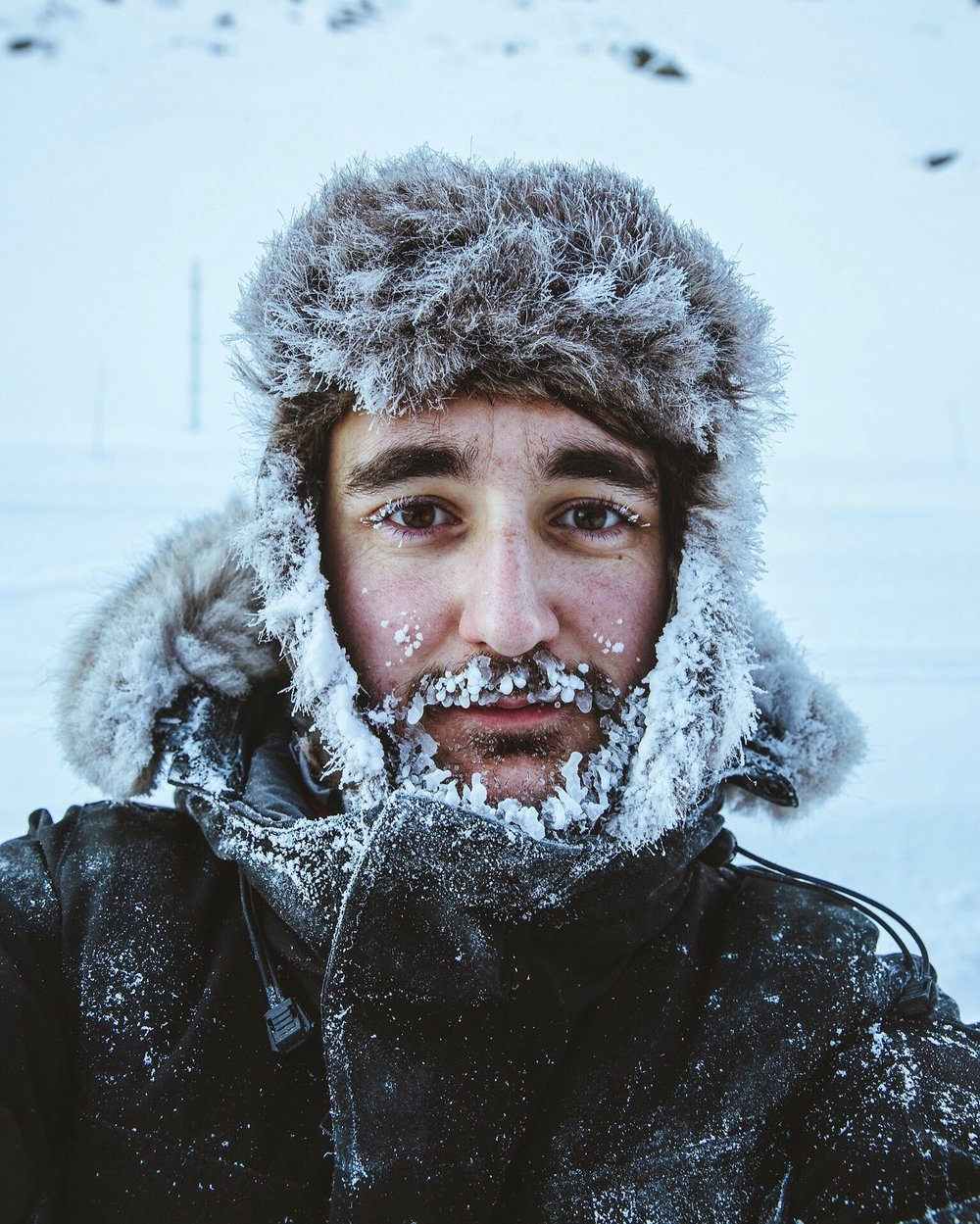 Self Portrait // Arctic