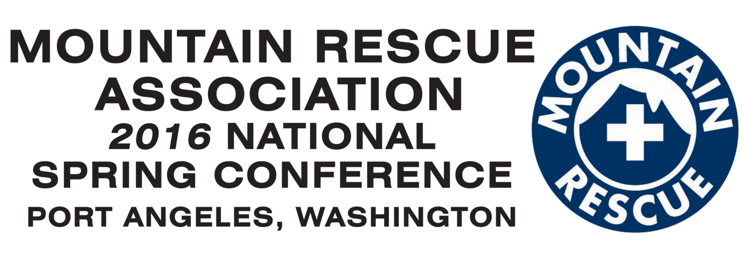 2016 Mountain Rescue Association National Spring Conference