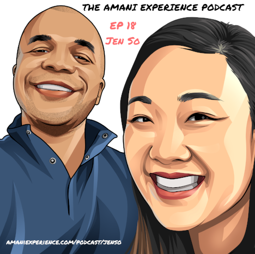 Jen So Podcast Cover