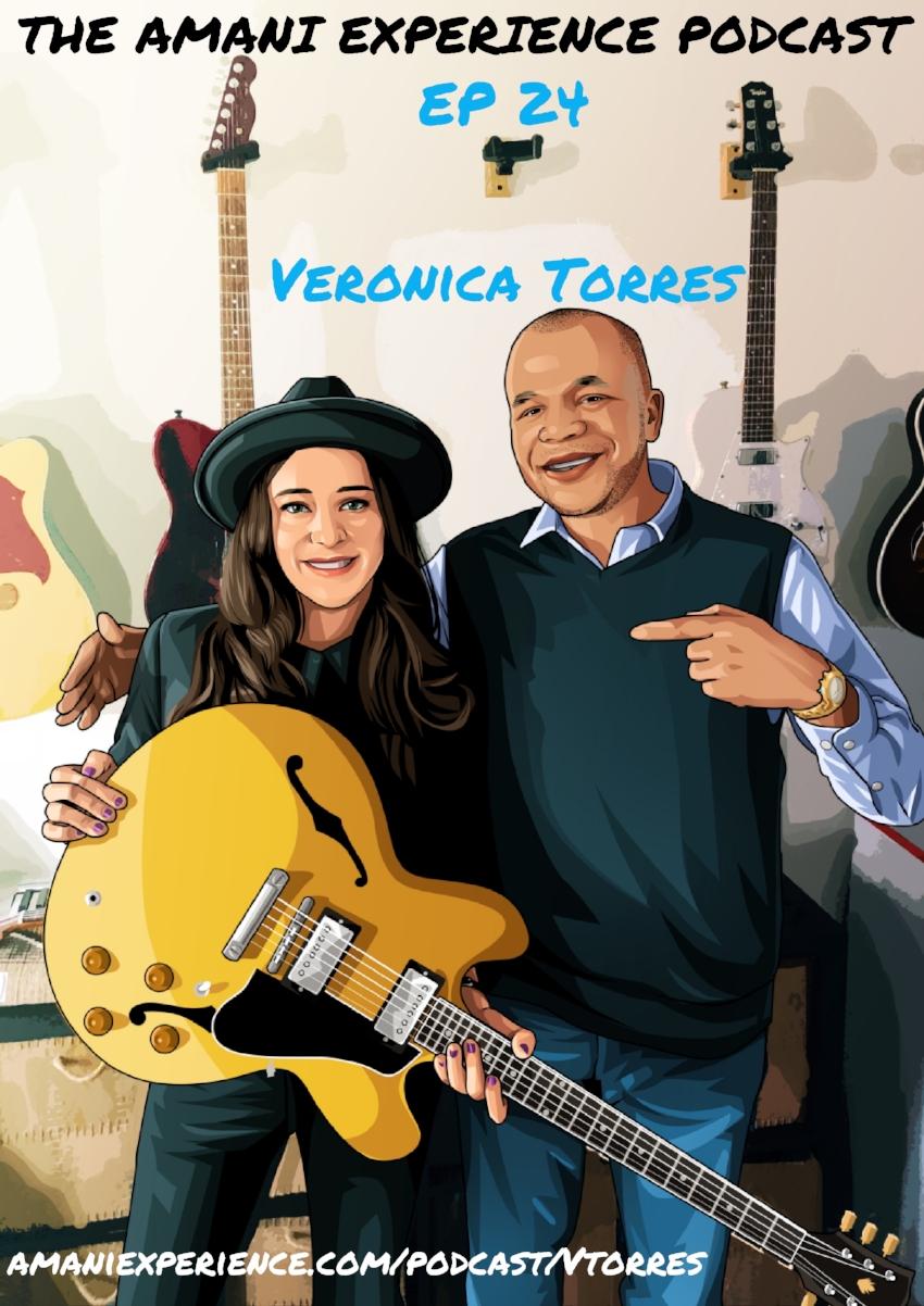 Veronica Podcast Cover