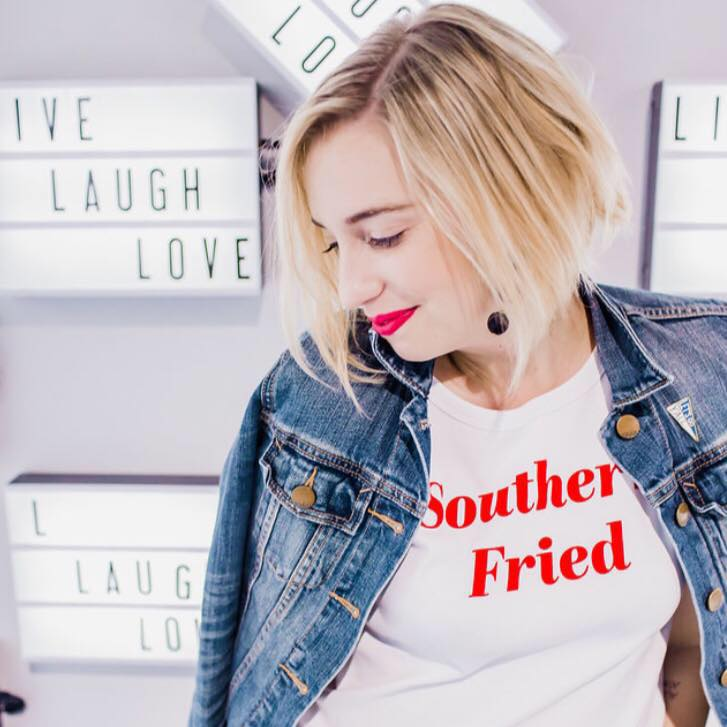 Kate southern Fried!