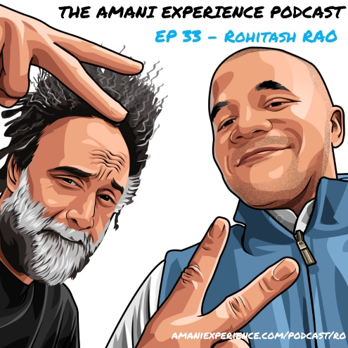 Rohitash Podcast Cover